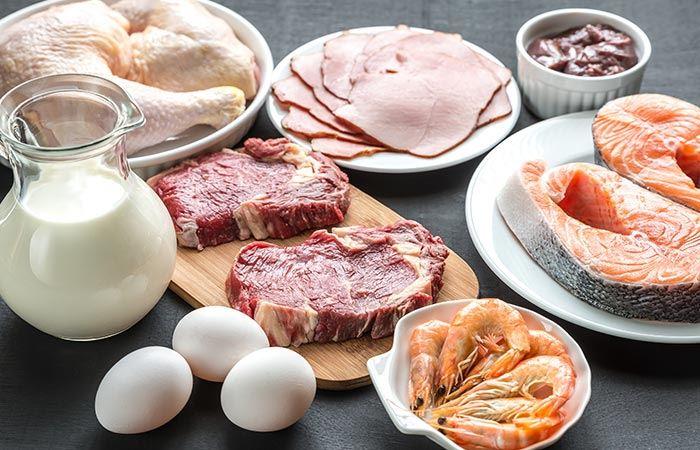 L-Arginint tartalmazó ételek