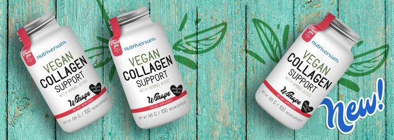vegan kollagén kapszula