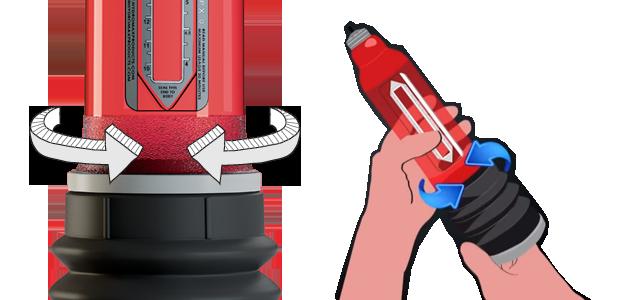 hydromax használata 3