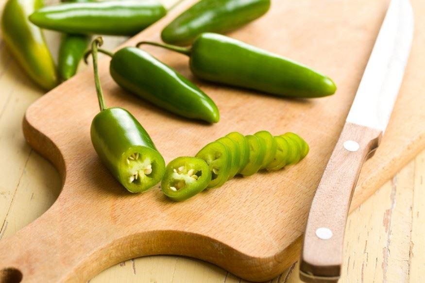 termesztett chili paprika