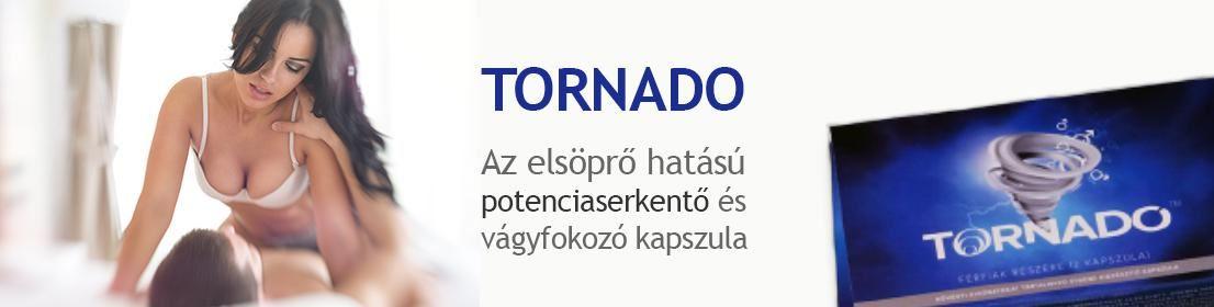 tornado potencianövelő és vágyfokozó