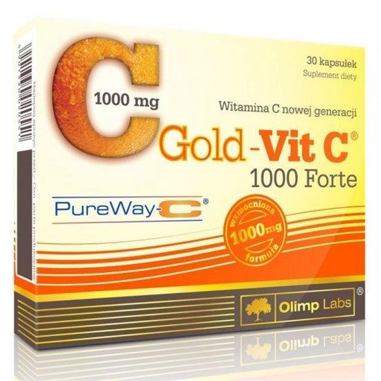 Olimp Gold-Vit C 1000 Forte [30 kapszula]