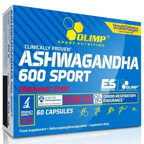 Olimp Ashwagandha 600 Sport [60 kapszula]